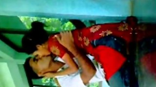 Bangla college girl fucked in a campus leaked mms