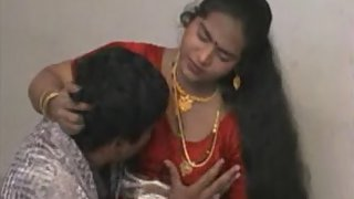 Indian sexy couple heving sex with eachother in their badroom