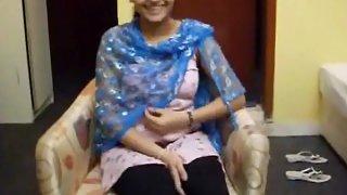 Desi girl naked on webcam