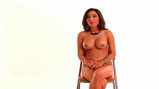 SriLankan Pornstar Babe Nude Interview