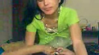 newly married Indian wife honeymoon sex exposed